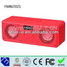 High Quality 3.0 mini vibration speaker 10w bluetooth