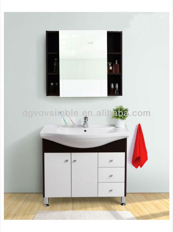 simble 새로운 디자인 욕실 캐비닛 멜라민 chipboard/ 욕실 가구-욕실 ...