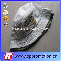 comfortable cotton free pattern children bucket hat