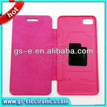 Back cover For BlackBerry Z10 flip back cover case for BlackBerry Z10