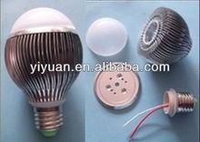 aluminum anodized led heatsink