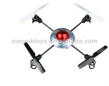 2013 NEW ARRIVAL! U817C 2.4G 4 AXIS UFO with Camera RC Quadcopter