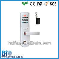 Password+Cellphone Remote Combination Door Locks HF-LR06