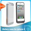 New 2000mah Super Slim design backup battery for iPhone 5 battery case