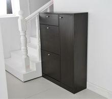 2013 hot sale MDF shoe cabinet