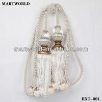 wholesale tassels double tassels tieback (HXT-001)