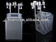 5in1 vacuum+40k cavitation+tripolar RF+cryolipolysis super slimming sculptor/fitness equipment