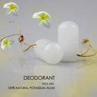 60G the deodorants of antiperspirant