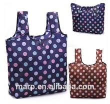 Cheap custom reusable foldable shopping bag