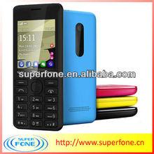 2.4inch cellular phone 206 support whatsapp Camera FM bluetooth