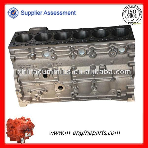 ISDE Cummins cylinder block 4946586