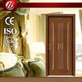 madeira maciça portas interiores de madeira de madeira
