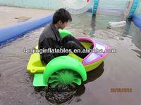kids hand power paddler boat,hand power boat