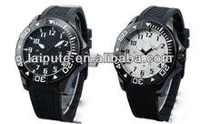 2014 fashion leisure watch, couple lover wrist watches set
