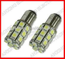 High power 1156 led bulbs or 27 smd 1156 led car accessory
