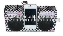paper foldable speaker