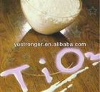 Industry grade titanium dioxide powder for paint