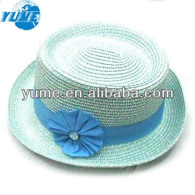 หมวกคาวบอยฟางขายส่ง, แฟชั่นหมวกฟางสาว, หมวกฟางในการตกแต่ง