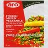 custom resealable food grade plastic bags