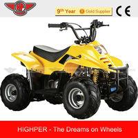 Realible and Smooth 50cc ATV 4 Wheeler Quad for Kids