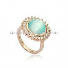 2013 factory fashion wedding ring,18k gold ring