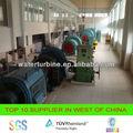 gerador de água para a planta de energia
