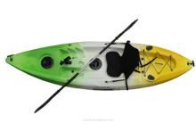 Single Person Plastic Kayak Fishing kayak