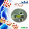High power new g4 led 12v 10w car light