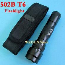 Hot Sale UltraFire WF-502B Flashlights XM-L T6 Torch Lamp LED Flashlight