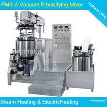 Guangzhou PMK cosmetic mixing machine vacuum emulsifier machine