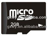 memory card micro sd 2GB