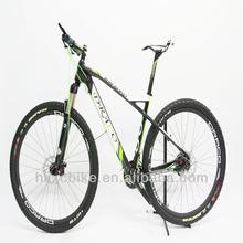 SRAM x7 29er 20 speed UD matt carton fiber mountian bike /MTB bicycle