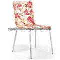 Cadeira de madeira curvada cadeira de madeira, cadeira do sexo, flores vestindo cadeiras( chegada nova)
