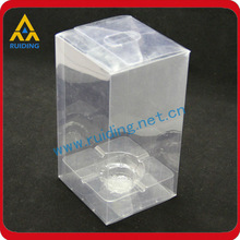 clear shampoo packaging box