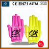 Cheap Advertising inflatable hand with customize logo for promotion