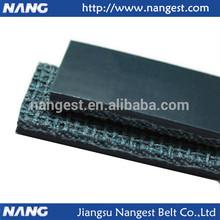 Solid woven PU light duty conveyor belts