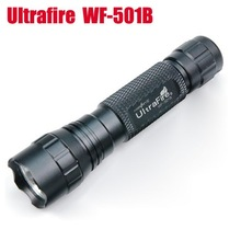 Shenzhen UltraFire WF-501B 1000 Lumen 5 modes Rechargeable LED Torch with Cree XML Xm-l T6 led torches