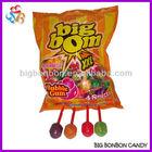 Big Bom fruit flavour Lollipop