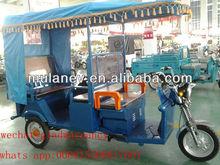Newest electric rickshaw