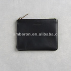 Hiram Beron Leather Coin Case small leather coin purses 100% genuine sheep leather dropshipping and wholesale