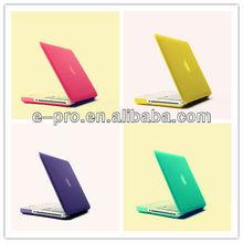 Rubberized Matte Hard Case for Macbook Pro