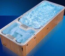 Dual-zone Jazzi Swimspa,Swimming pool,Spa 339A with discount