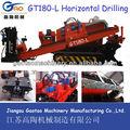 Ce certificada trenchless horizontal máquina escavação 18t gt180-l