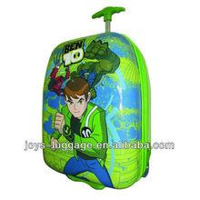 JW-131605- BEN 10-image design your own school bag backpack trolley