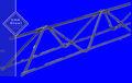 vendere costruzione truss trave reticolare
