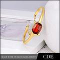 indio de la moda brazalete de oro de los diseños de joyería de piedra brazaletes de oro modelos