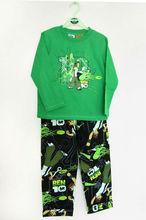 100% cotton boys kids pyjamas