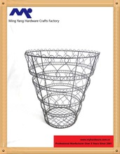 cleaning management wire metal waste container