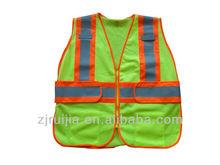 EN20471/ANSI107-2010 reflective safety vest