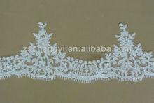 scallop guipure saree lace and border
